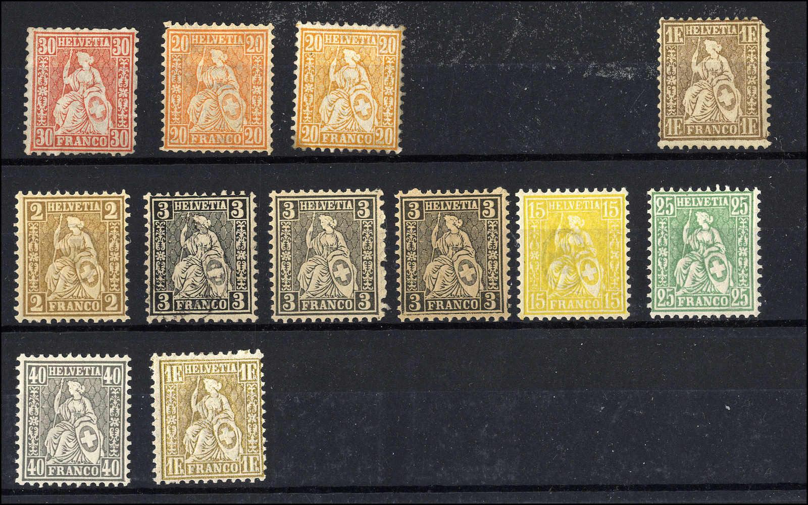 Lot 81 - schweiz schweiz -  Rolli Auctions Auction #68 Day 1