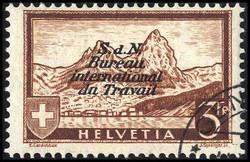 7242: Sammlungen und Posten Schweiz Dienstmarken - Dienstmarken