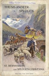 190100: Schweiz, Kanton Graubünden - Sammlungen