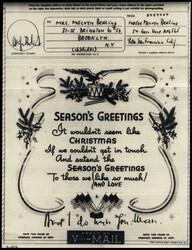 681020: Religion, Christian, Noël