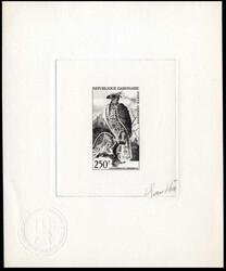 2765: Gabun - Flugpostmarken