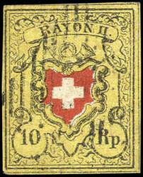 5655107: Rayon II, gelb, ohne Kreuzeinfassung (STEIN E)