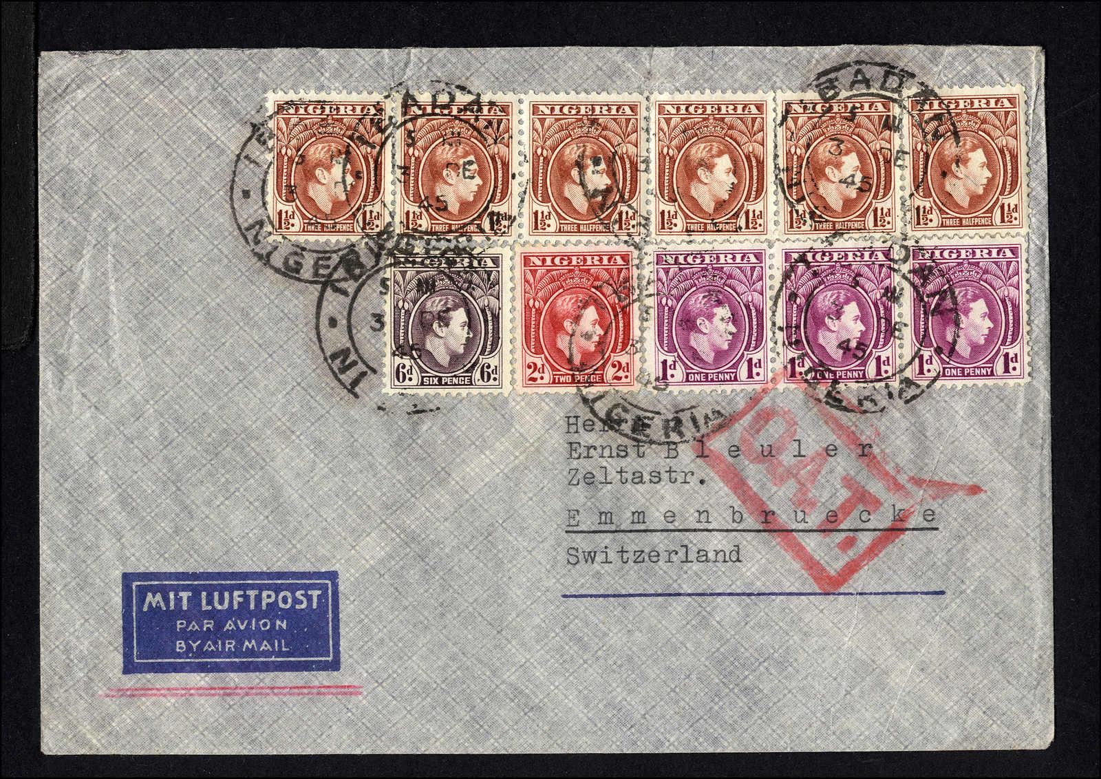 Lot 178 - schweiz schweiz -  Rolli Auctions Auction #68 Day 1