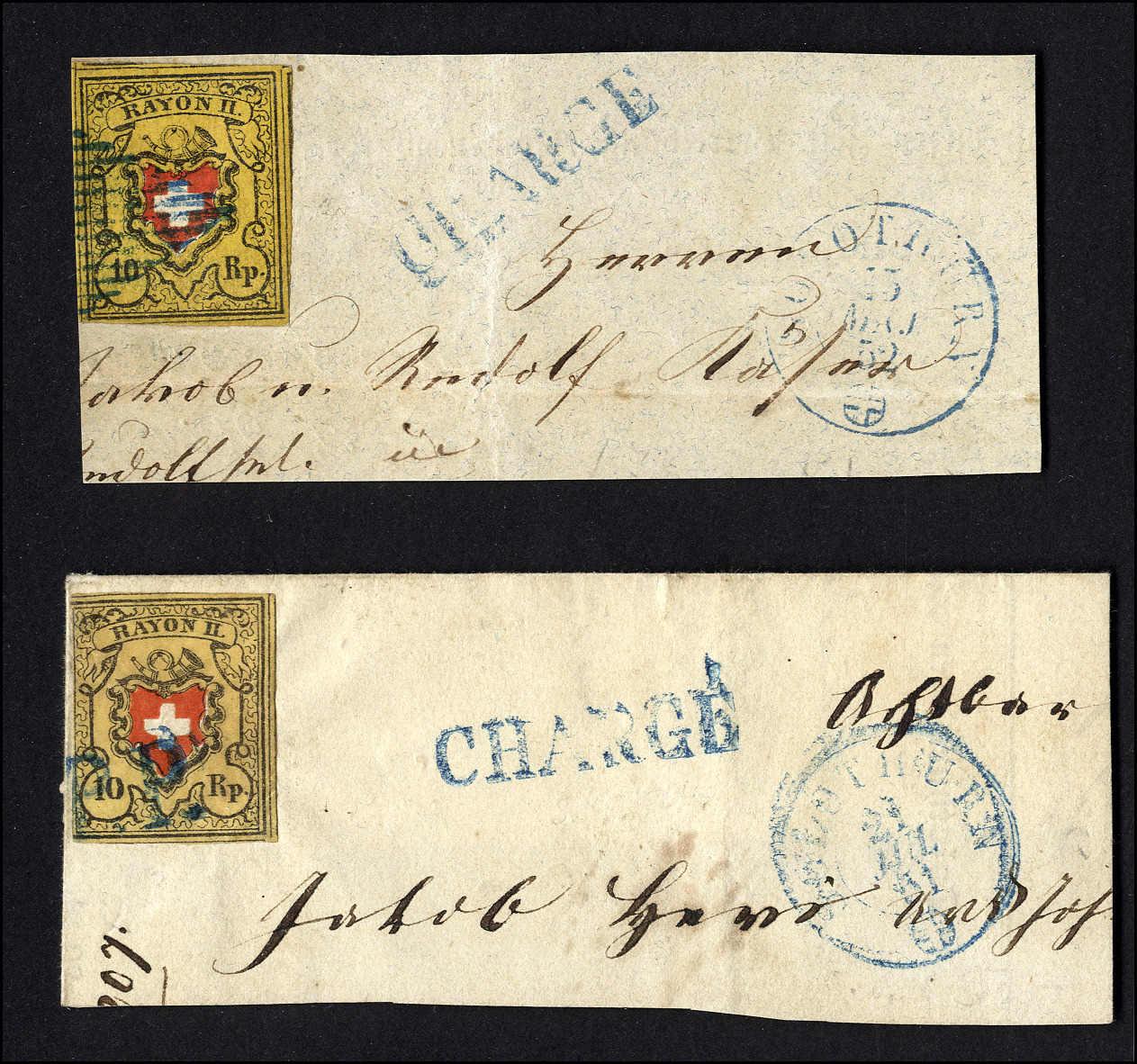 Lot 32 - sammlungen und posten sammlungen und posten altschweiz -  Rolli Auctions Auction #68 Day 1