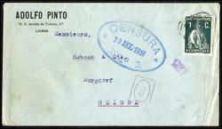 5255: Portugal - Covers bulk lot