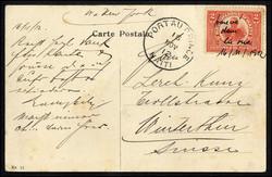 2955: Haiti - Briefe Posten