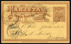 6600: Uruguay - Briefe Posten