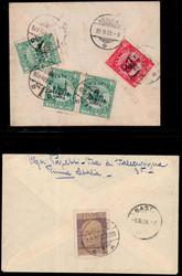 2555: Fiume - Briefe Posten