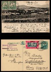 6120: Südwestafrika - Briefe Posten