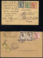 5765: Slowenien - Briefe Posten