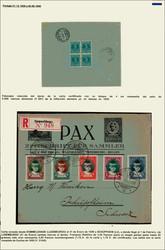 4210: Luxemburg - Ganzsachen