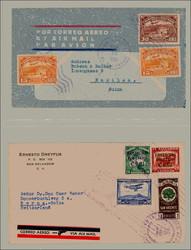 7365: L'Amérique et collections - Covers bulk lot