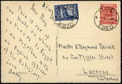 6284: Triest - Briefe Posten