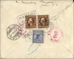 2965: Hawaii - Briefe Posten