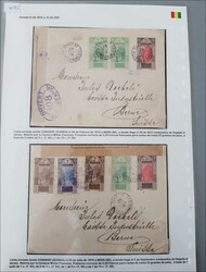 2940: Guinea - Briefe Posten
