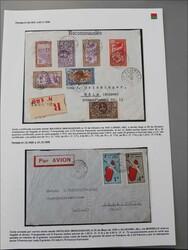 4220: Madagaskar - Briefe Posten