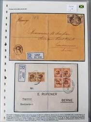 3605: Jamaica - Briefe Posten