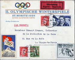 7800: Sport u. Spiel, Olympia