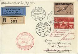 5659150: Schweiz - Fremde Flüge (FF)