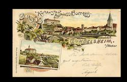 7900: Lots et cartes postales de l'Allemagne de collections