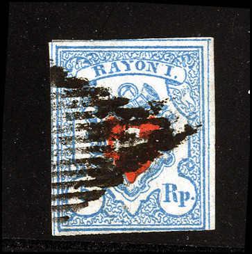 Lot 18 - sammlungen und posten sammlungen und posten altschweiz -  Rolli Auctions Auction #68 Day 1