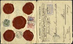 7000: Sammlungen und Posten Deutschland - Briefe Posten