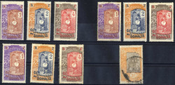 7360: Sammlungen und Posten Afrika - Sammlungen