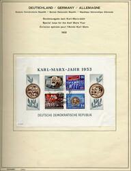 1380: German Democratic Republic - Collections