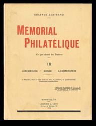 4210: Luxemburg - Philatelistische Literatur