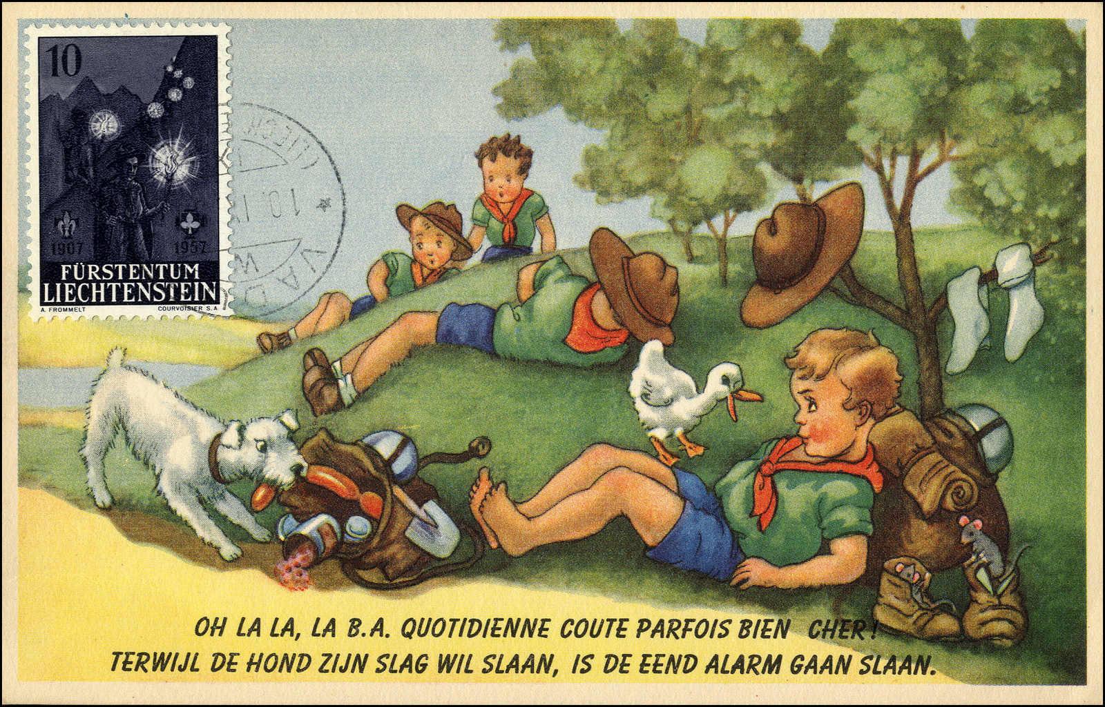 Lot 983 - europa Liechtenstein -  Rolli Auctions Auction #68 Day 1