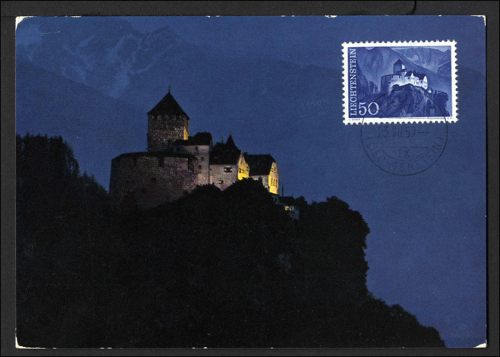 Lot 982 - europa Liechtenstein -  Rolli Auctions Auction #68 Day 1