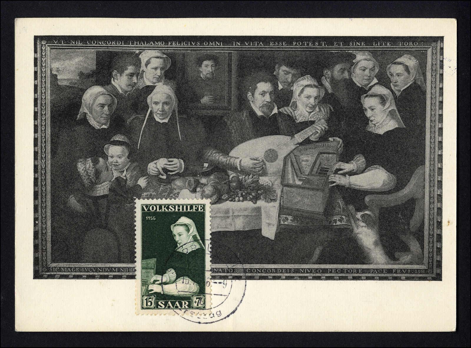 Lot 978 - deutschland saar -  Rolli Auctions Auction #68 Day 1