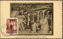 1810: Belgique - Maximum postcards