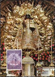 6630: Vatikanstaat - Maximumkarten