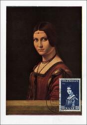 350: Saar - Maximum postcards
