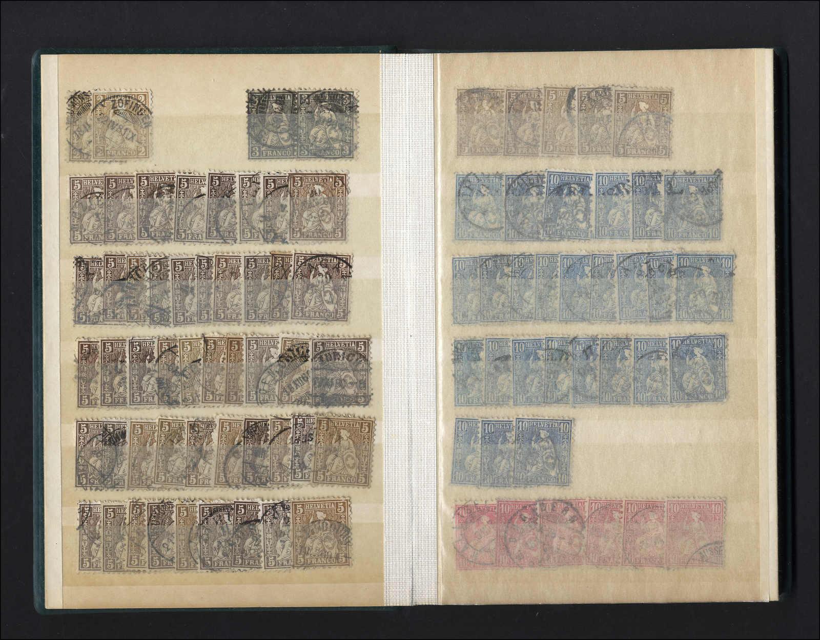 Lot 82 - schweiz schweiz -  Rolli Auctions Auction #68 Day 1