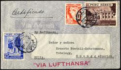 2865: Grossbritannien - Ganzsachen