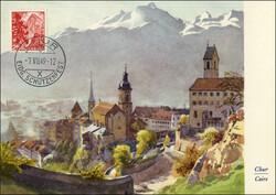 5655: Schweiz - Maximumkarten