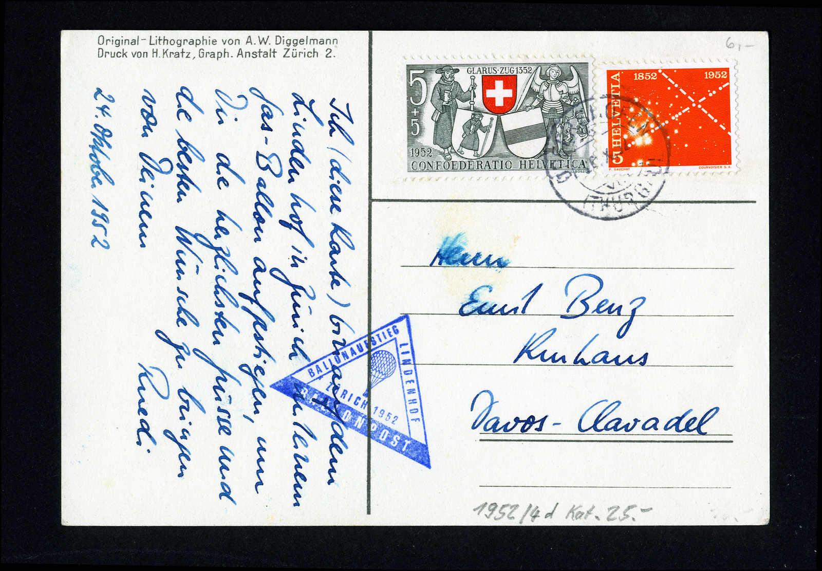 Lot 187 - schweiz schweiz -  Rolli Auctions Auction #68 Day 1