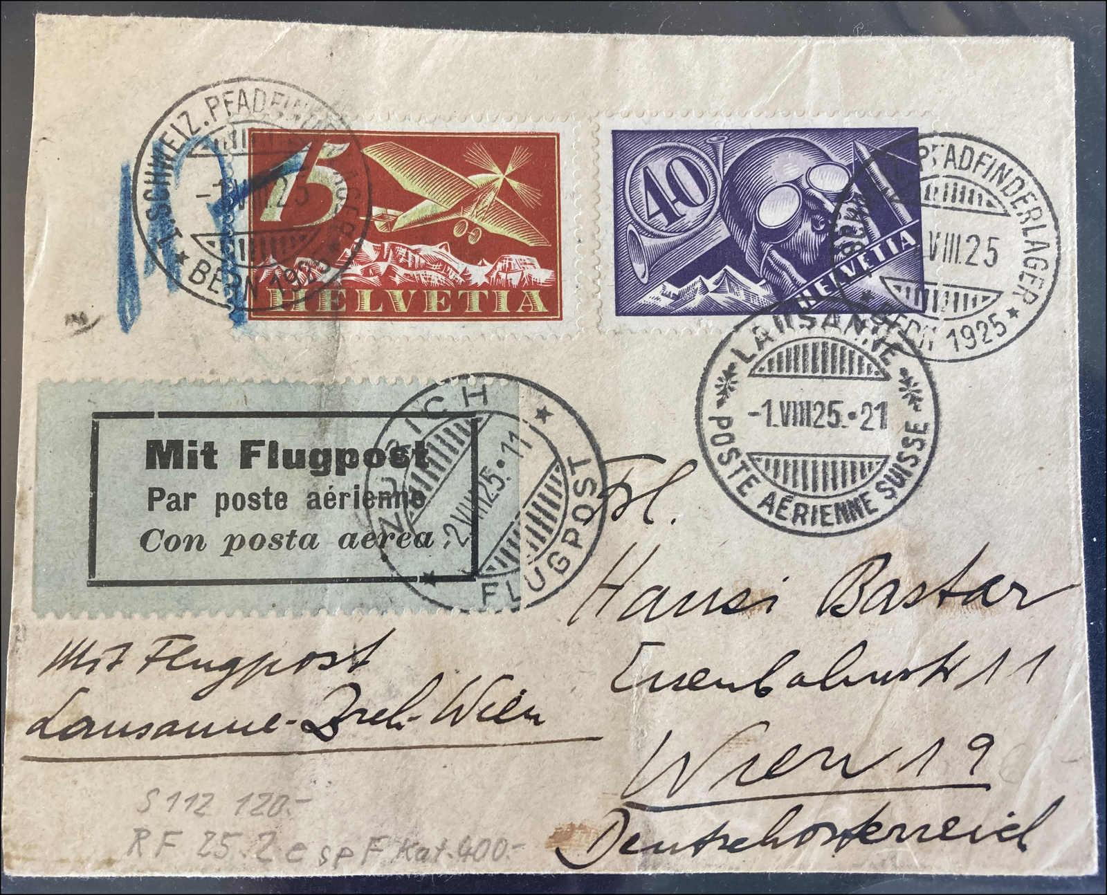 Lot 173 - schweiz schweiz -  Rolli Auctions Auction #68 Day 1