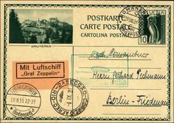 5655505: Schweiz Bundesfeierkarten - Briefe Posten