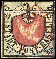 5650: Switzerland Canton Basel - Collections