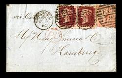 2865099: Grossbritannien Queen Victoria - Stempel