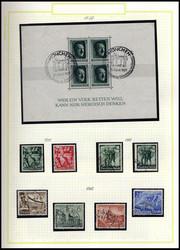 7000: Sammlungen und Posten Deutschland - Sammlungen