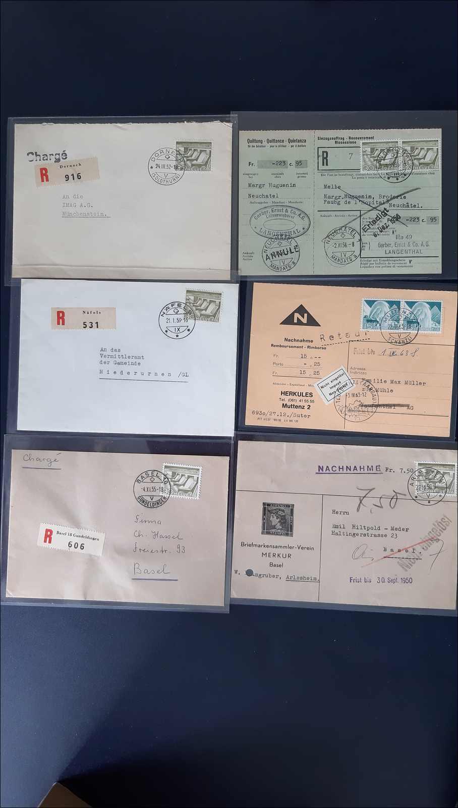 Lot 119 - schweiz schweiz -  Rolli Auctions Auction #68 Day 1