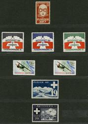 5711019: Schweiz Soldatenmarken Flieger