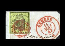 5645: Schweiz Kanton Genf