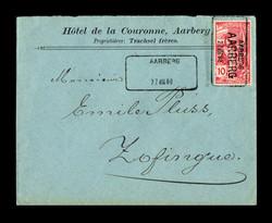 5655149: Schweiz Weltpostverein - Vignetten