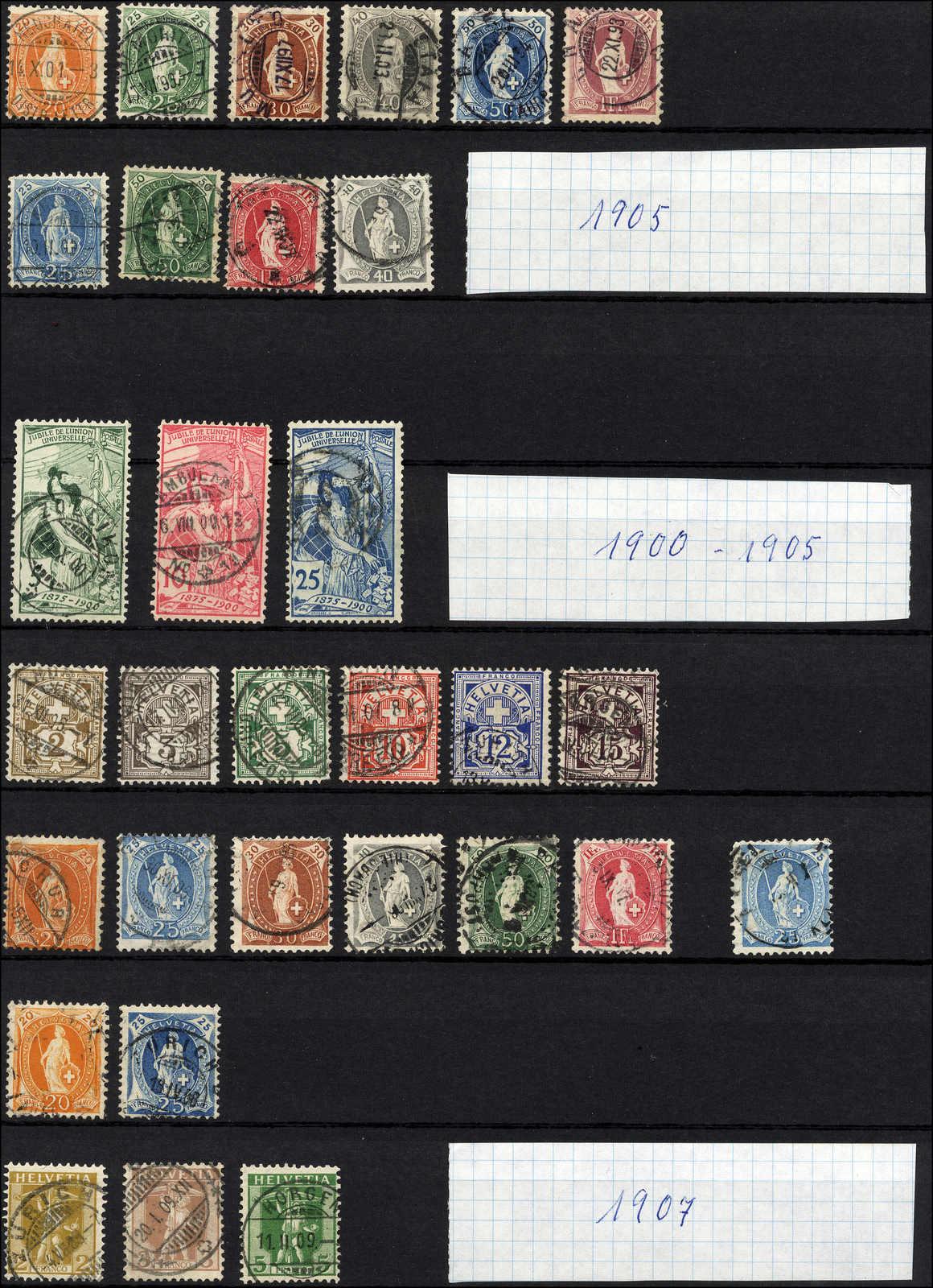 Lot 137 - schweiz schweiz -  Rolli Auctions Auction #68 Day 1