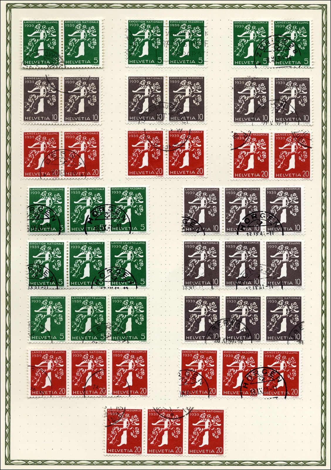 Lot 140 - schweiz schweiz -  Rolli Auctions Auction #68 Day 1